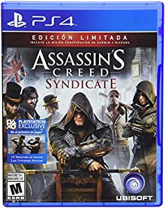 Assassin's Creed: Syndicate - PlayStation 4 - Limitada Day One Edition