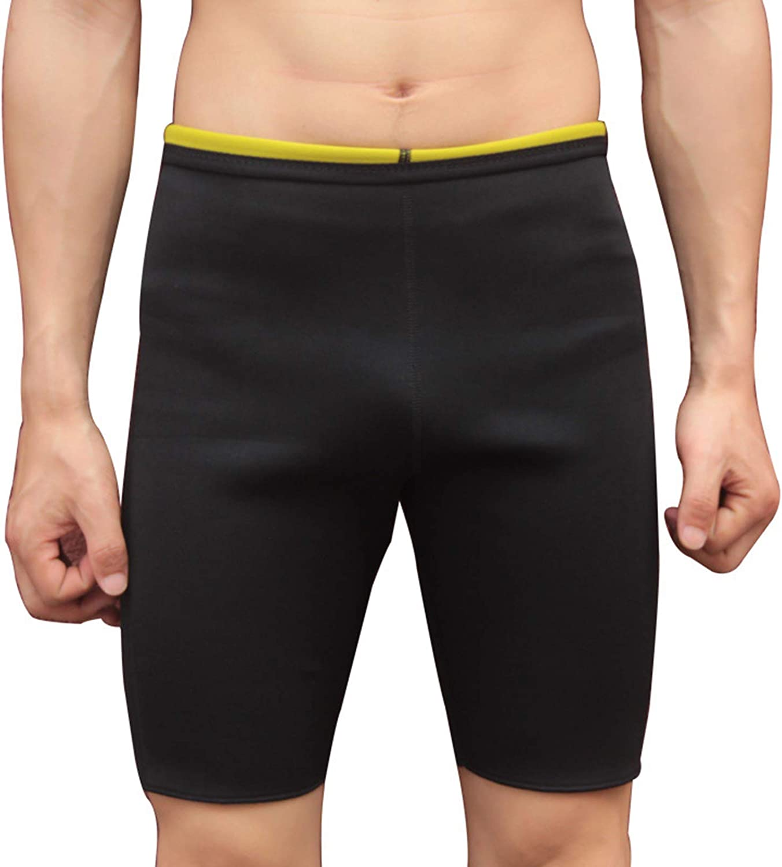 SM SunniMix Wetsuit Shorts Men Premium 3mm Neoprene Shorts Scuba Diving Surfing Canoeing Kayaking Swimming Suits Shorts Swimsuit Swimwear Wet Suit Shorts