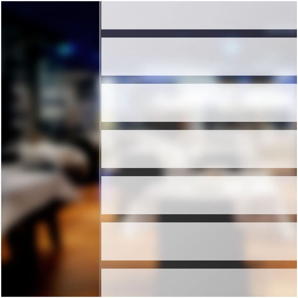 BDF BLP Window Film Blind Plus 1 3 4 Inch Wide Blinds – 36in X 25ft