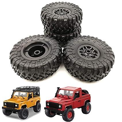 Amazon.com: 4 piezas de repuesto de neumáticos de goma con ...