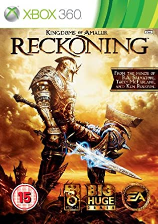 Kingdoms of Amalur: Reckoning (PS3): Amazon co uk: PC & Video Games