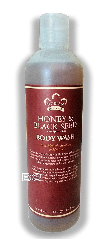 Body Wash (Honey & Blackseed)