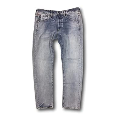 db99dd5ecc3 RALPH LAUREN Denim   Supply Men s Slim-Fit Sawyer Light-Wash Jeans (36x32