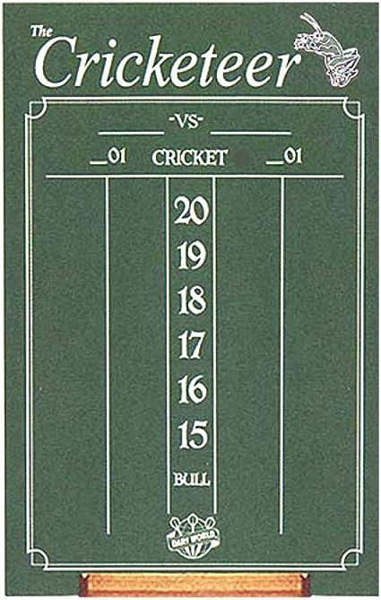 Dart Board Framed Chalk Board Score Board Birthday Gift