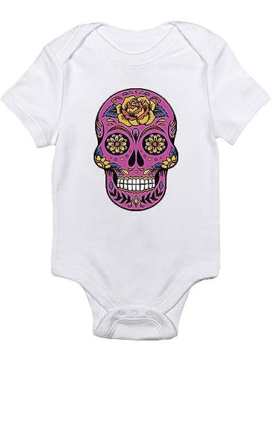 Promini - Mono para bebé, diseño de Calaveras de azúcar ...
