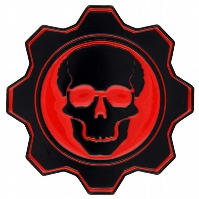 Amazon Gears Of War Logo Belt Buckle Clothing