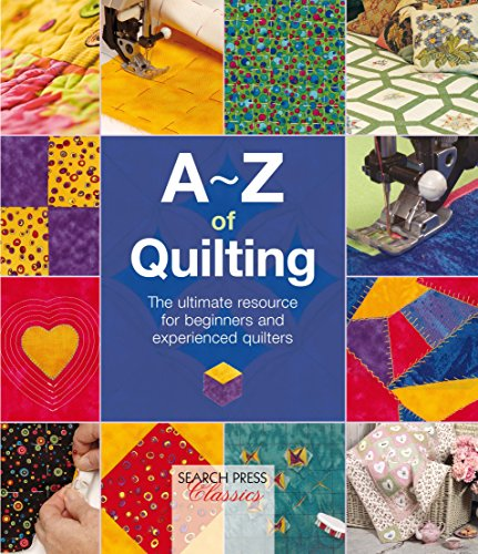 Review A-Z of Quilting (A-Z