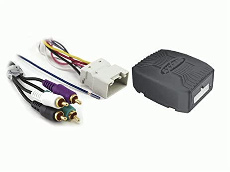 617n6Y18h4L._SX463_ amazon com metra tyto 01 jbl amplifier interface harness car jbl wire harness toyota sienna 2005 at couponss.co