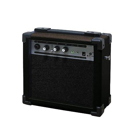 Amplificador para guitarra AMPA1BBK: Amazon.es: Instrumentos musicales