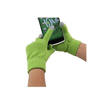 Écran tactile Texting Gants - Gants hiver tricot chaud