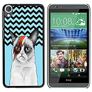 Dragon Case - FOR HTC Desire 820 - All losses are restored - Caja protectora de pl??stico duro de la cubierta Dise?¡Ào Slim Fit