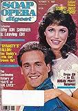 Susan Pratt, John Wesley Shipp, Guiding Light, Mark Hamill, Soaps' Best Actors - October 11, 1983 Soap Opera Digest Magazine