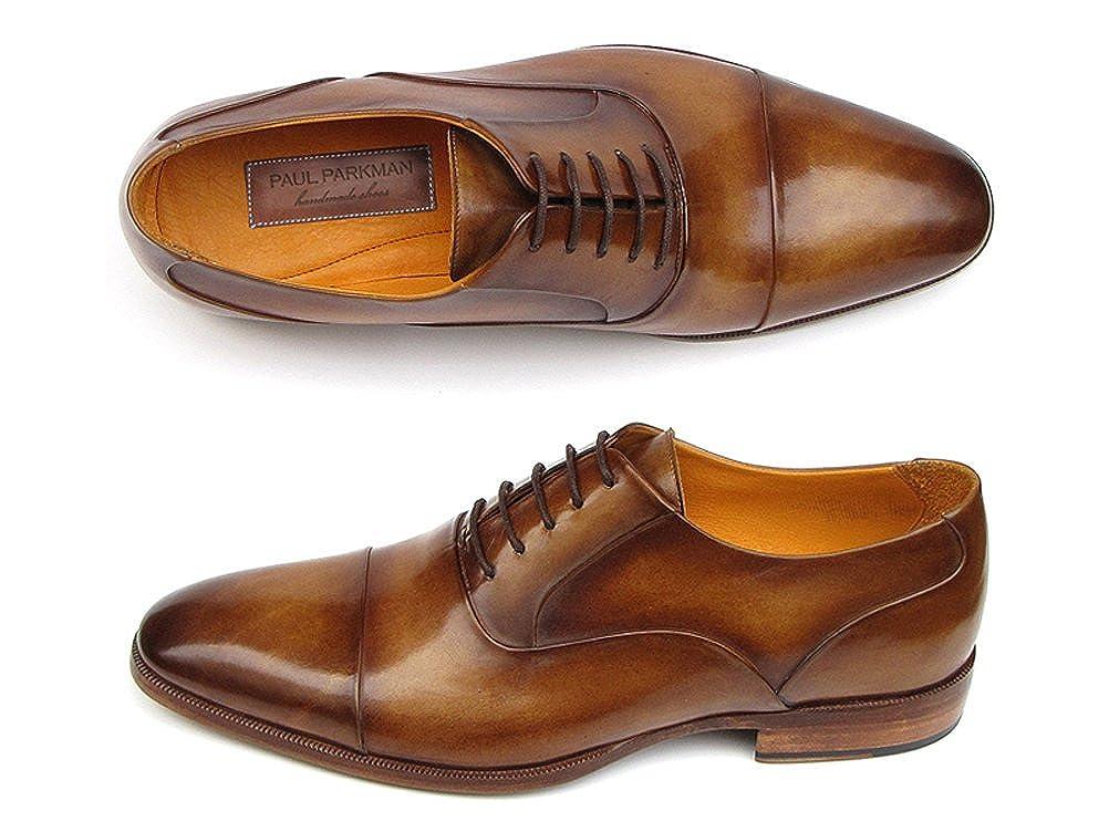 Paul Parkman - Zapatos de cordones para hombre Marrón marrón 45 EU / 11.5 US