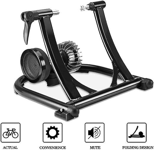 MXA Turbo Trainer Soporte silencioso de Bicicleta magnética para ...