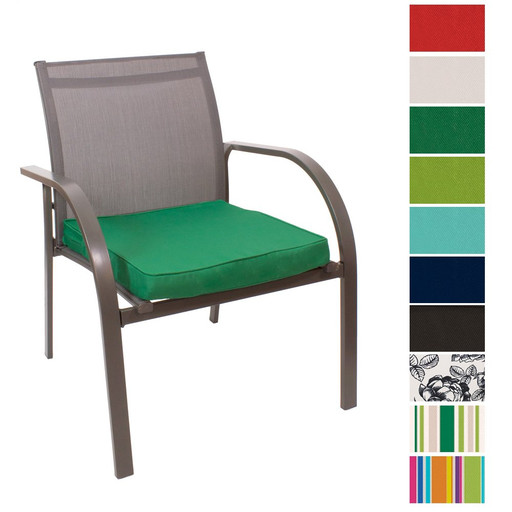 Garden chairs gt ascot teak garden companion seat bench garden tete - Outdoor Seat Pad Cushions Fibre Filled Cushions For Chairs Colourful Water Resistant Garden Chair