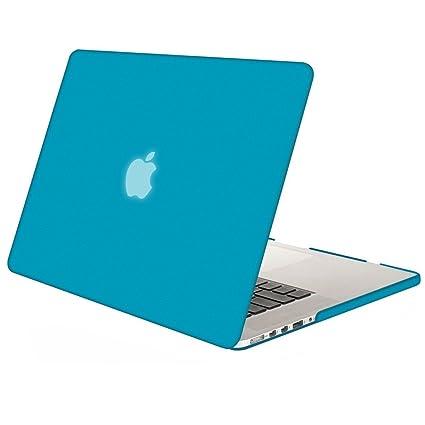 MOSISO Funda Dura Compatible con MacBook Pro 13 Retina A1502 ...