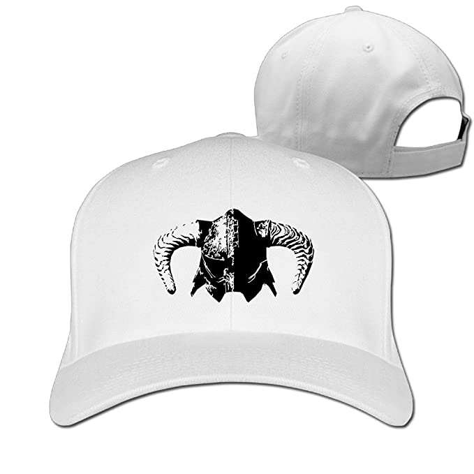 skyrim baseball hat mod cap horned helmet cool amazon men clothing store