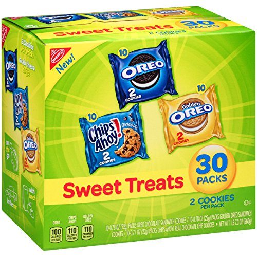 Nabisco Sweet Treats Variety Pack Cookies, 23.4 Ounce ()