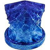 CRUSEA Fishing Neck Gaiter - UPF 50 Face Mask - UV Sun Protection Buff Bandana Rag Headwear - Sun Mask for Men & Women…