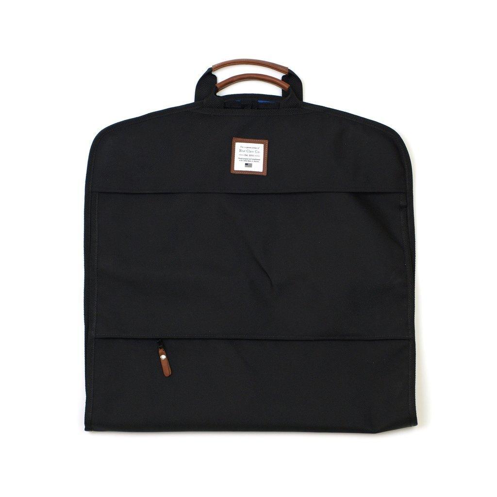 With Shoe Pocket Folding Travel Garment Bag Made from Ballistic Nylon