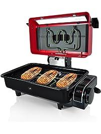 Amazon Com Electric Griddles Home Amp Kitchen
