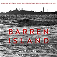 Barren Island Audiobook by Carol Zoref Narrated by Elizabeth Wiley