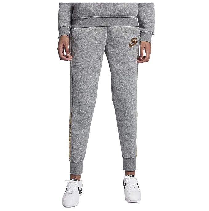 best website shades of variety styles of 2019 Nike Women's Rally Sportswear Jogger Sweatpants Heather Gray ...