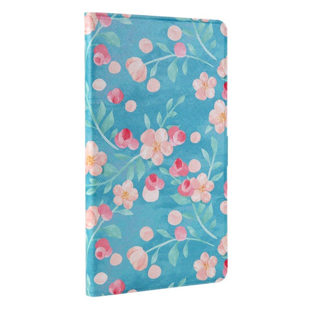 UBERANT Huawei MediaPad m3 Lite 8.0ケース、柔軟なTpuキックスタンド保護[カラフルペイント]スリムフィットフリップタブレットケースカバーfor Huawei MediaPad m3 Lite 8.0