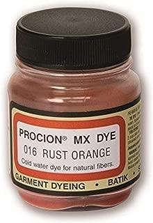 product image for Deco Art Jacquard Procion Mx Dye, 2/3-Ounce, Rust Orange