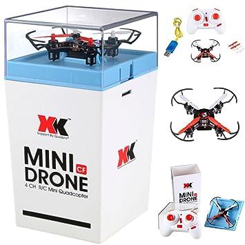 Amazon.com: Quadpro Nc5 Nano Quadcopter 360 Degree Flip Mini Drone ...