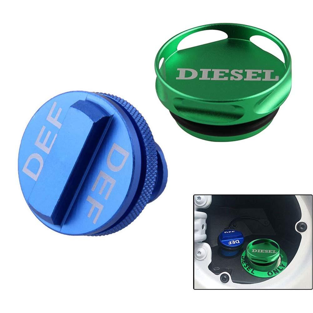 Accessoire De Bouchon DEF For Dodge RAM TRUCK 1500 2500 3500 NOUVEAU Design Easy Grip Avec 6.7 CUMMINS EcoDiesel 2013-2018 Yh-eu Bouchon De R/éservoir De Carburant Diesel Magn/étique