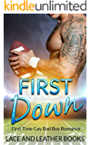 First Down: A First Time Gay Sports Romance