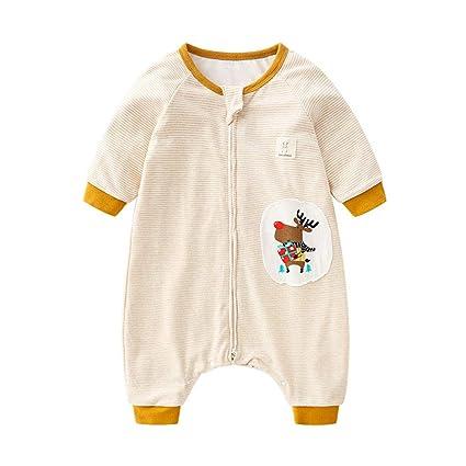 CHENYU - Saco de Dormir para bebé, Saco de Dormir para bebé, Yellow-
