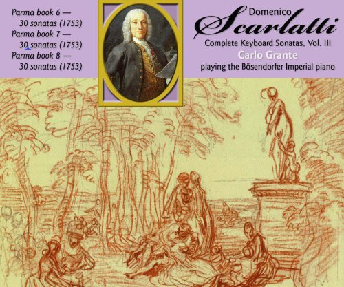 Scarlatti: The Complete Keyboard Sonatas, Vol. - Keyboard Sonatas 3