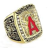 Budazo Mens 2002 Angels Championship Championship Rings,US 13