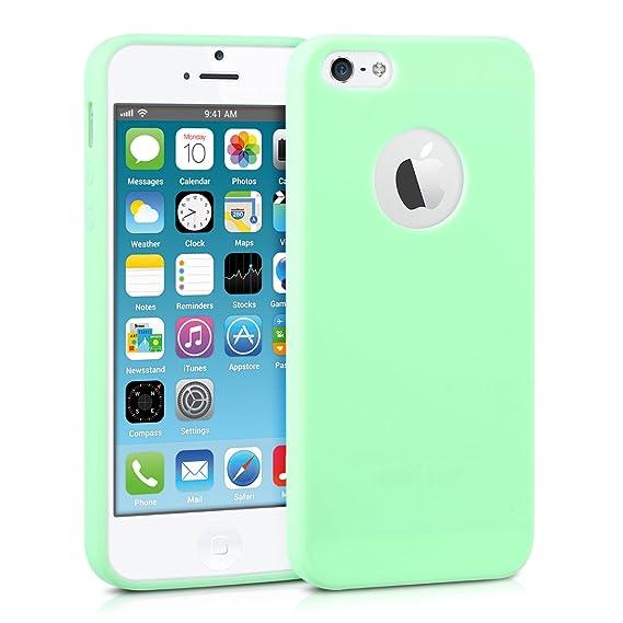 4001105a682 kwmobile 33098.07 Funda para teléfono móvil Color Menta - Fundas para  teléfonos móviles (Funda, Apple, iPhone SE / 5 / 5S, Color Menta):  Amazon.com.mx: ...