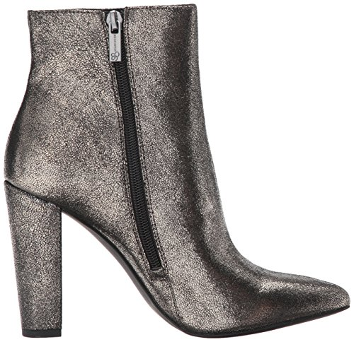 Jessica Simpson Womens Teddi Bottine Noire / Gunmetal