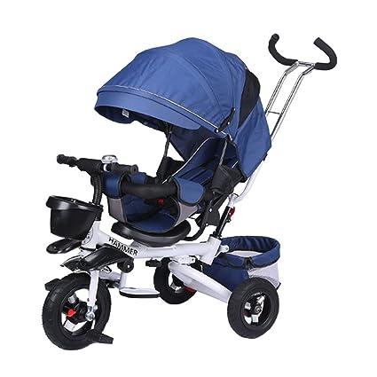 Triciclo Infantil/Carritos para bebés Carriagel Neumático ...