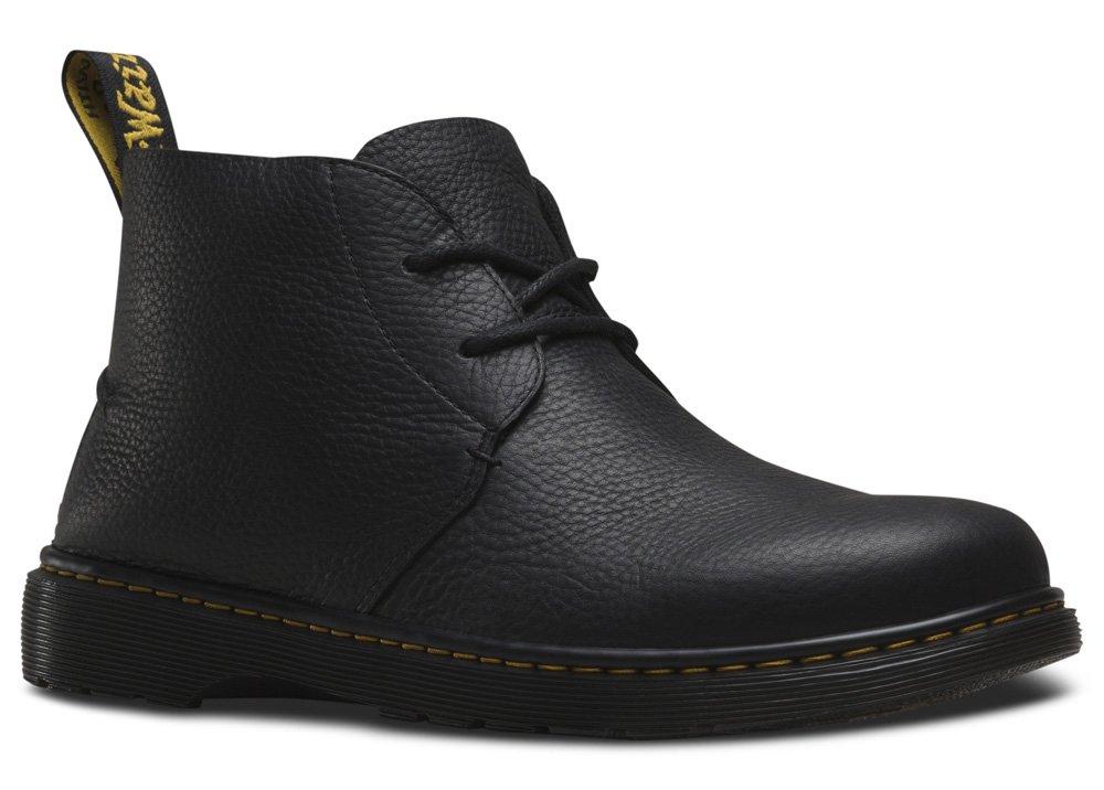 Dr. Martens Men's Ember Chukka Boot, Black, 10 UK/11 M US