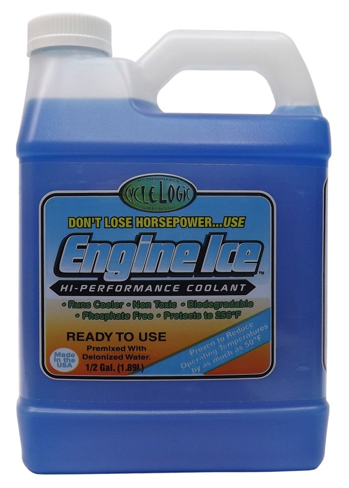 Engine Ice TYDS008 High Performance Coolant - 0.5 Gallon by Engine Ice