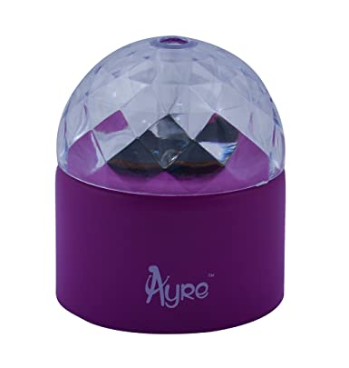 AYRE Incandescent Plastic Mini Plasma Light (Purple) Decoration Lights at amazon