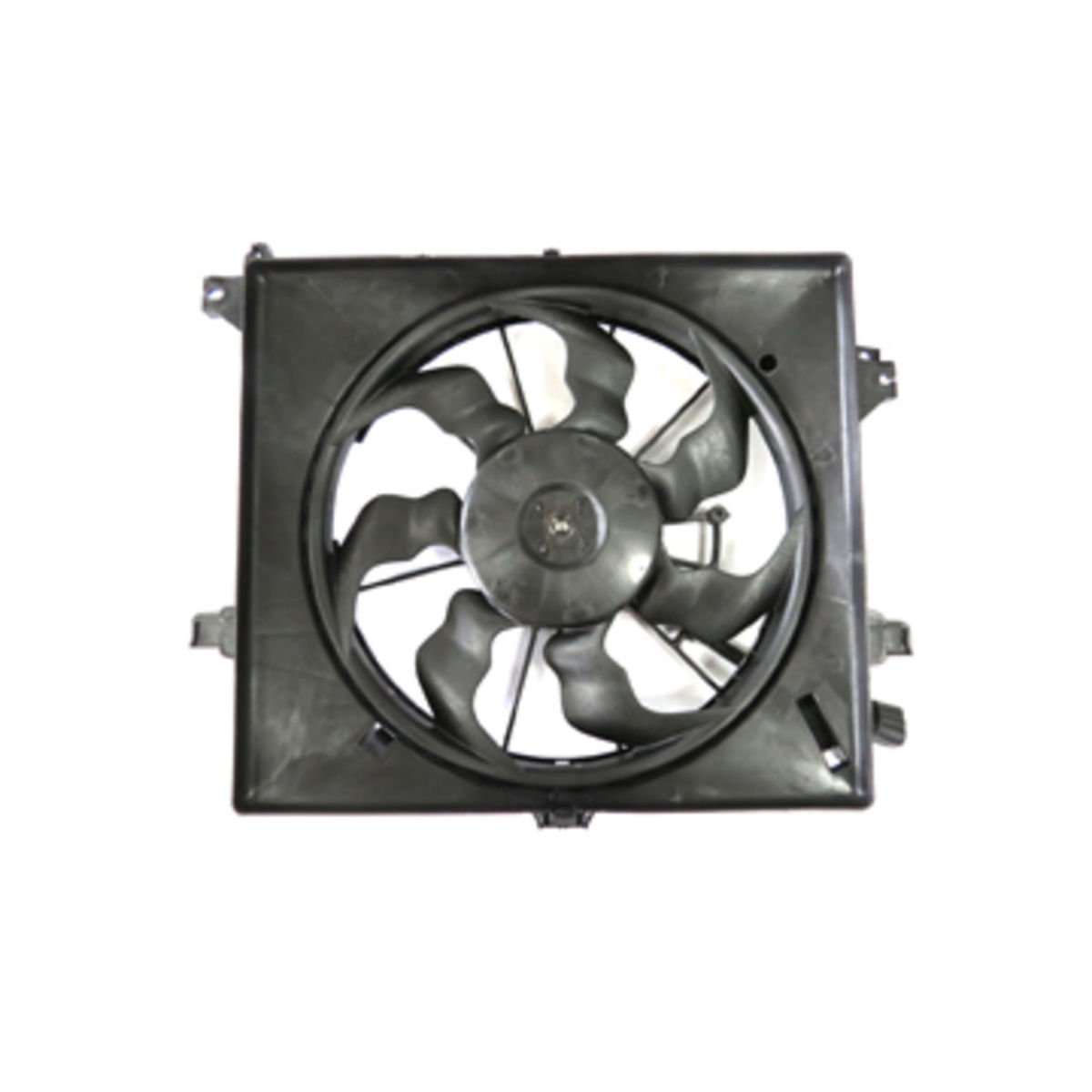 TYC 623060 Replacement Cooling Fan Assembly for Kia