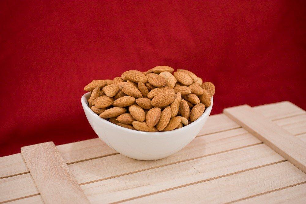 Natural Raw Almonds (10 Pound Case)
