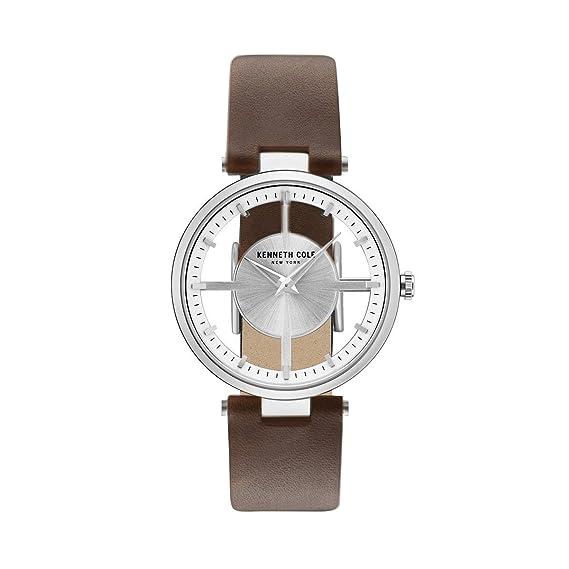 Kenneth Cole KC15004005 Reloj de Pulsera para Mujer