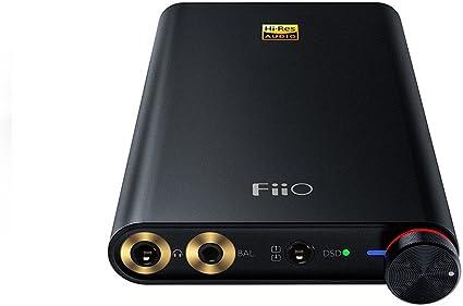 FiiO E10K USB DAC and Headphone Amplifier Renewed Black