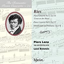 The Romantic Piano Concerto Vol.75