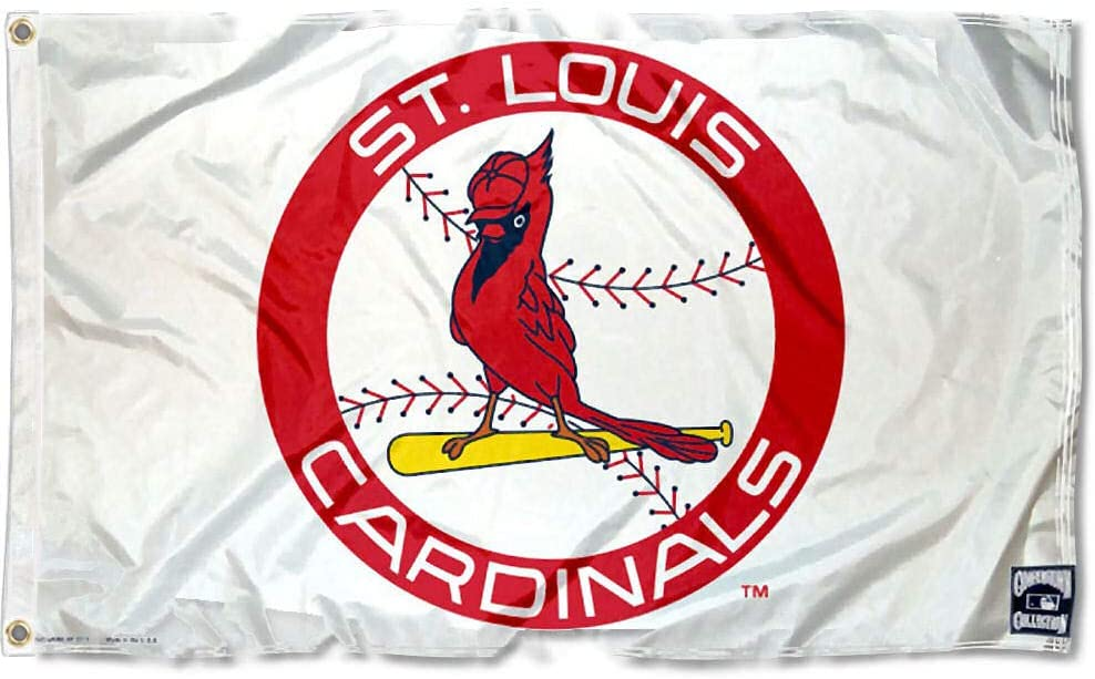 WinCraft St. Louis Cardinals Vintage Flag and Banner