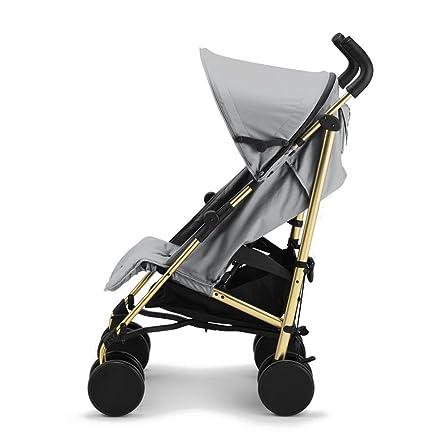 Elodie Details cochecito Stockholm Stroller gris dorado ...