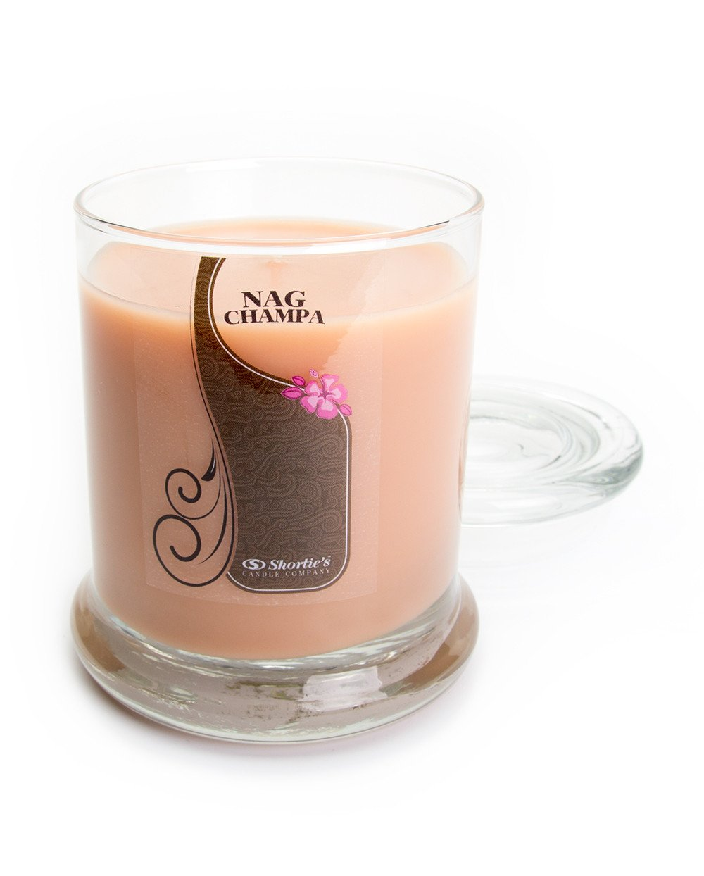 Candles Collection Highly Scented 10 Oz Brown Jar Candle Nag Champa Candle