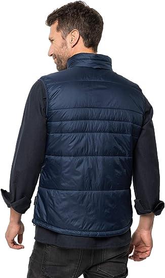 Jack Wolfskin Mens Argon Vest-1204891 Sleeveless Mens Vest